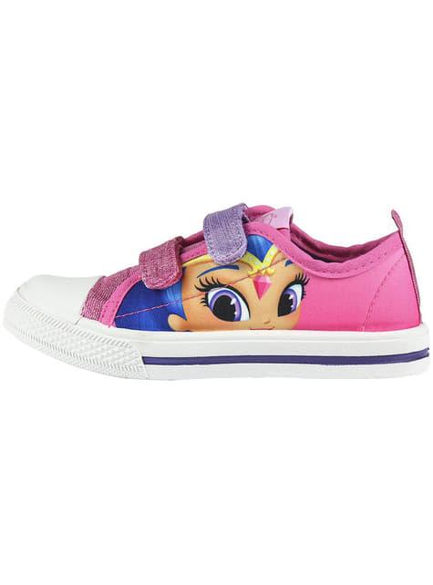Zapatillas de Shimmer and Shine para niña - comprar