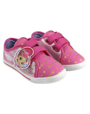 Zapatillas de Shimmer and Shine con luces para niña