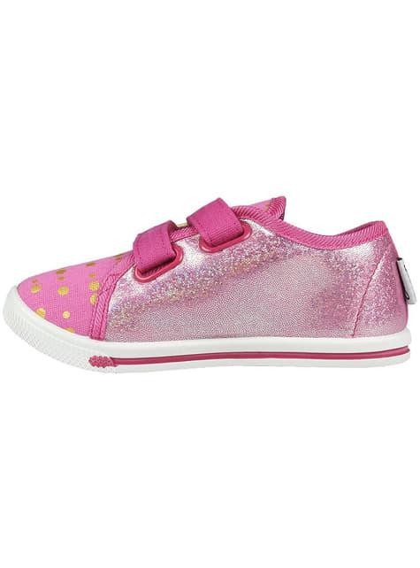 Zapatillas de Shimmer and Shine con luces para niña - barato