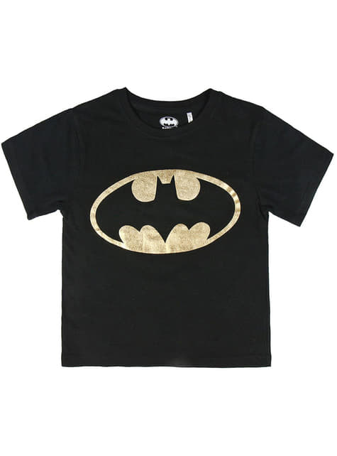Batman Classic T-Shirt for Boys - DC Comics
