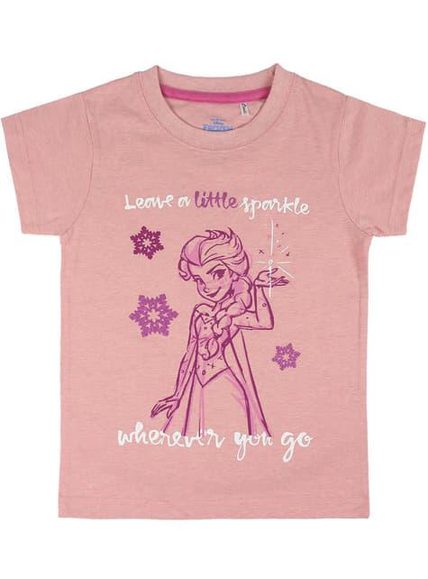 Camiseta de Elsa para niña - Frozen