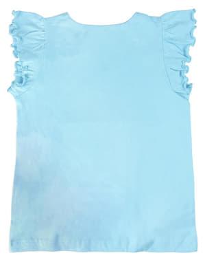 Tričko Elsa pro dívky modré - Ledové království