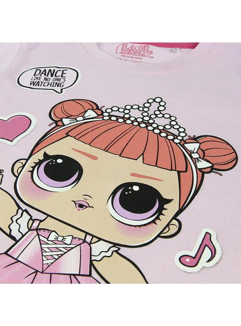 T-shirt LOL Surprise Dance per bambina