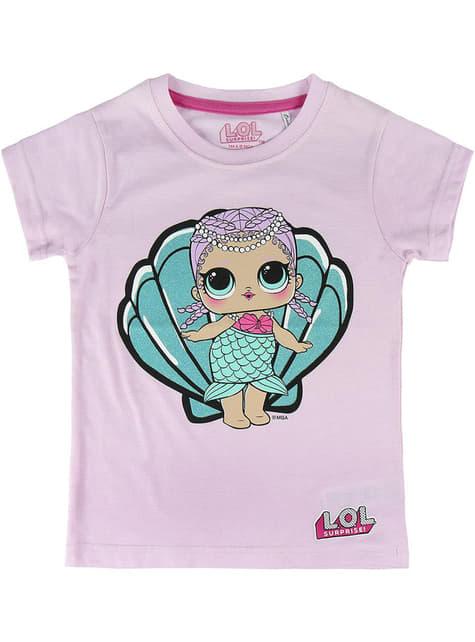 Lol Surprise Mermaid T-Shirt for Girls