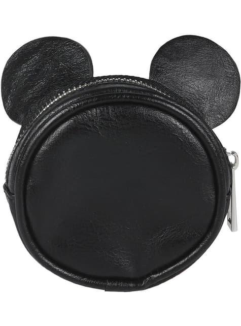 Monedero de Minnie Mouse con orejas y lazo para mujer - Disney - oficial