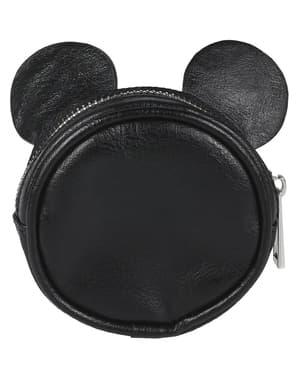 Porta-moedas de Minnie Mouse com orelhas e laço para mulher - Disney