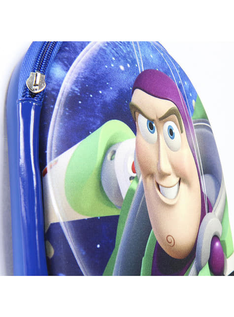 Estuche 3D de Buzz Lightyear infantil - Toy Story - el más divertido