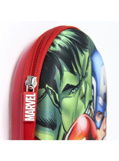 Estuche 3D Los Vengadores – Marvel - el más divertido