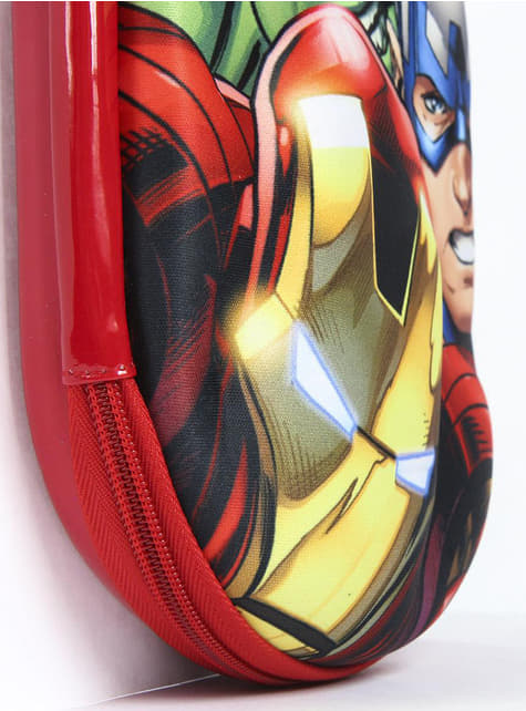 Estuche 3D Los Vengadores – Marvel - para verdaderos fans
