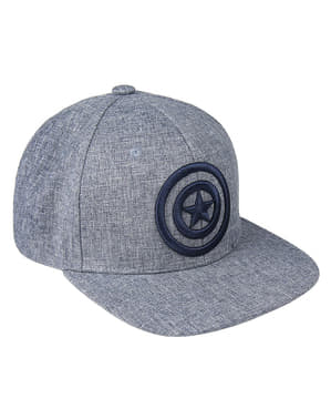 Captain America shield cap for boys - The Avengers