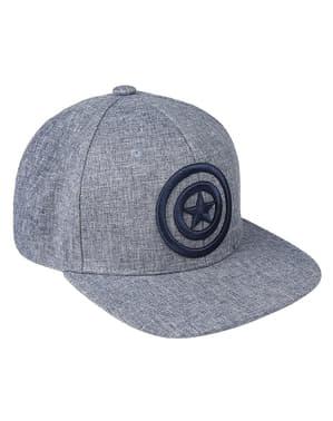 Gorra Capitán América escudo para niño - Los Vengadores