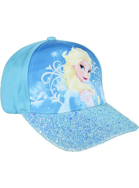 Casquette Elsa fille - La Reine des neiges