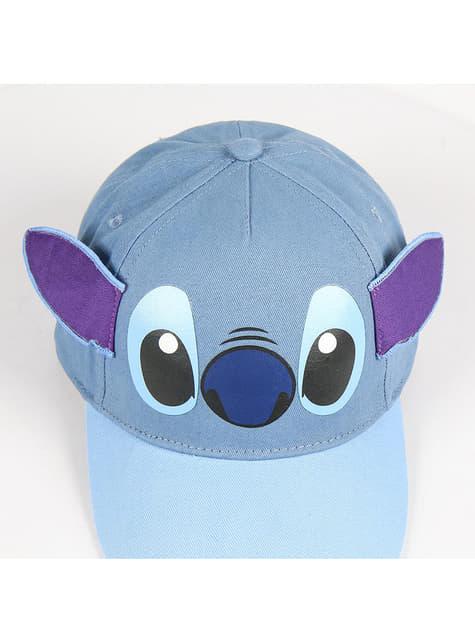 Boné Stitch com orelhas para menino - Lilo & Stitch