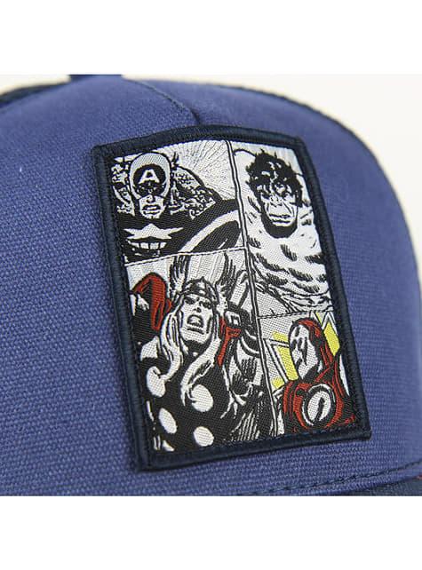 Gorra de Los Vengadores cómic para hombre - Los Vengadores - comprar