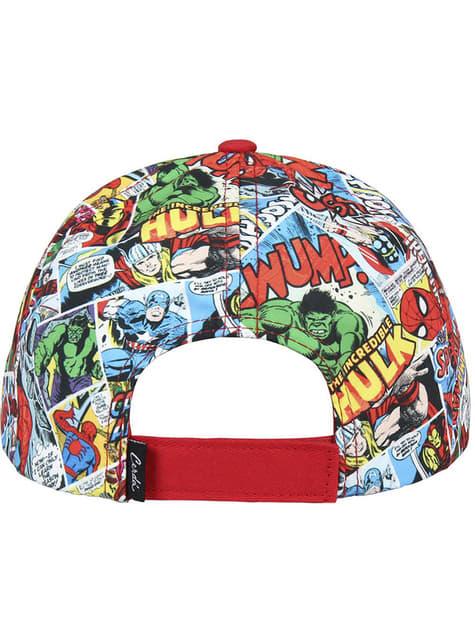 Marvel Kappe für Erwachsene