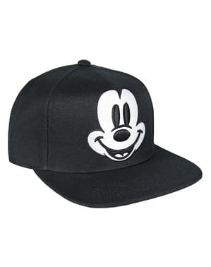 Micky Maus Kappe mit schwarzem Visier - Disney