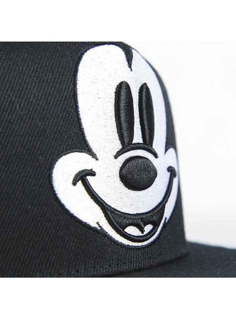 Gorra de Mickey Mouse con visera negra infantil - Disney - comprar