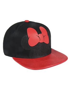Minnie Mouse cap with flat visor for women - Disney