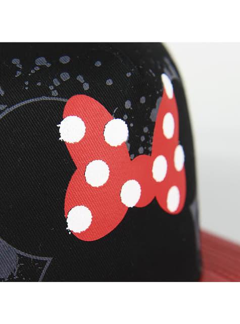 Casquette Minnie Mouse avec visière plate femme - Disney
