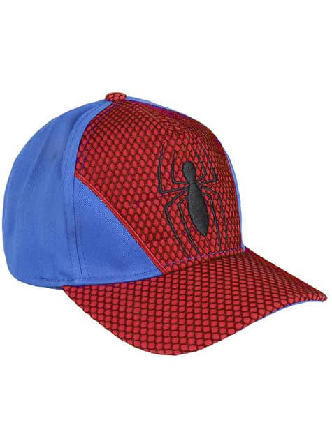 Gorra Spiderman para adulto - Marvel