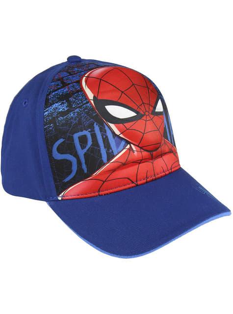 Gorra Spiderman roja para niño - Marvel