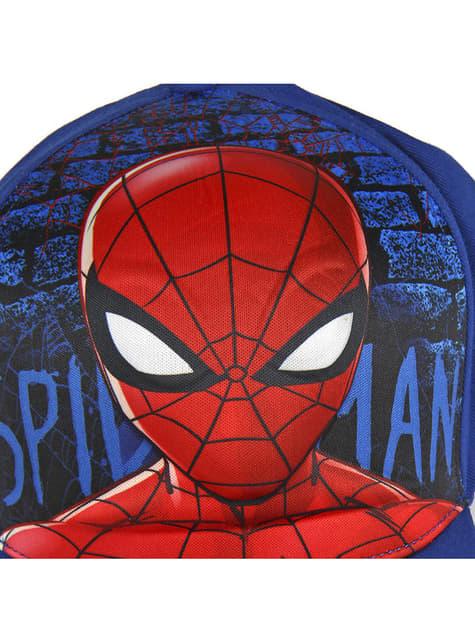 Gorra Spiderman roja para niño - Marvel - el más divertido