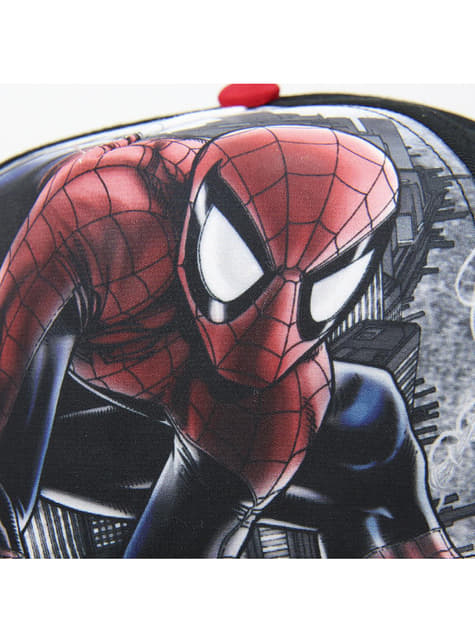 Kšiltovka pro chlapce Spiderman černá - Marvel