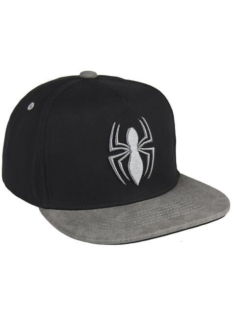 Gorra Spiderman araña gris para hombre - Marvel