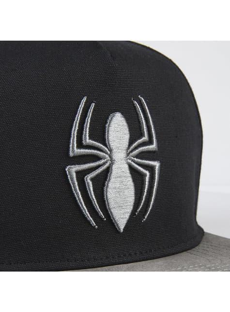 Gorra Spiderman araña gris para hombre - Marvel - comprar