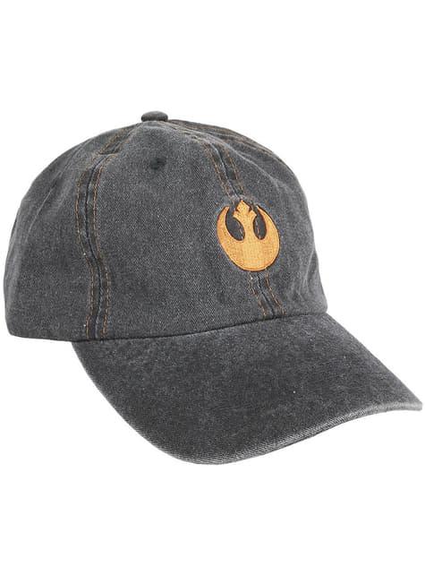 Gorra Star Wars Alianza Rebelde naranja para adulto - Star Wars