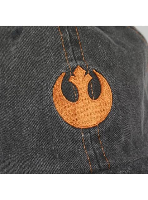 Gorra Star Wars Alianza Rebelde naranja para adulto - Star Wars - barato