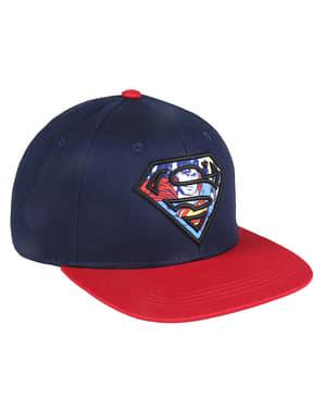 Superman Kappe für Erwachsene