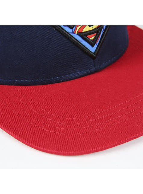 Superman cap for adults