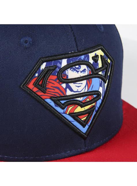 Gorra de Superman para adulto - comprar