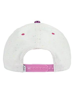 Superman cap in pink for women