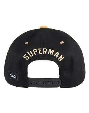 Cappellino di Superman di sughero per adulto