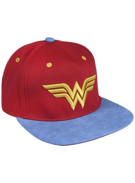 Gorra de Wonder Woman Classic para adulto - DC Comics