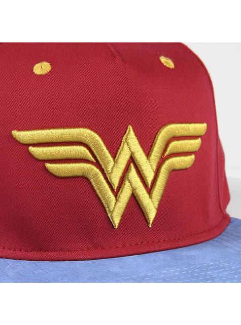 Gorra de Wonder Woman Classic para adulto - DC Comics - barato