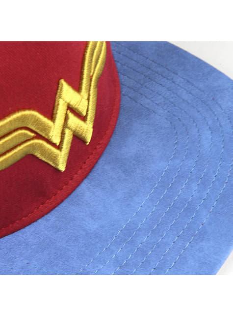 Gorra de Wonder Woman Classic para adulto - DC Comics - comprar