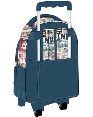 Harry Potter Nepoželjan ne jedan školski ruksak sa kotačima