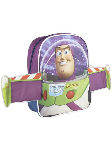 Mochila infantil de Buzz Lightyear con alas - Toy Story