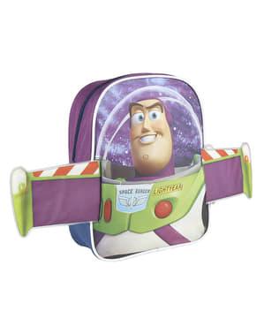 תיק באז שנות אור עם כנפיים לילדים - צעצוע של סיפור