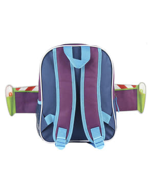 Buzz Lightyear hátizsák szárnyakkal gyerekeknek - Toy Story