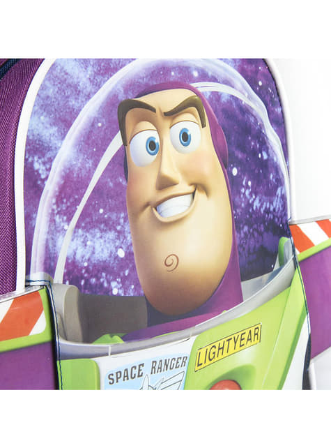 Mochila infantil de Buzz Lightyear con alas - Toy Story - comprar