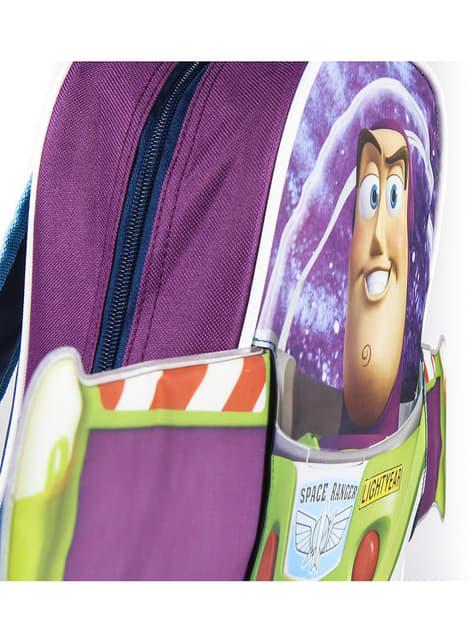 Mochila infantil de Buzz Lightyear con alas - Toy Story - el más divertido