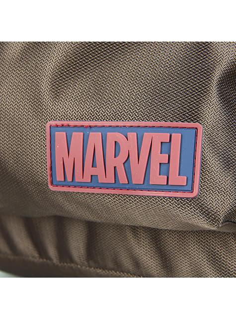 Mochila escolar de Capitán América azul - Los Vengadores - comprar