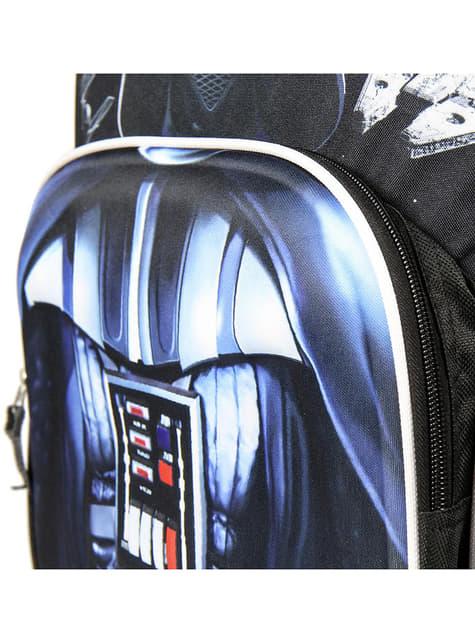 Mochila de Darth Vader para niño - Star Wars - el más divertido