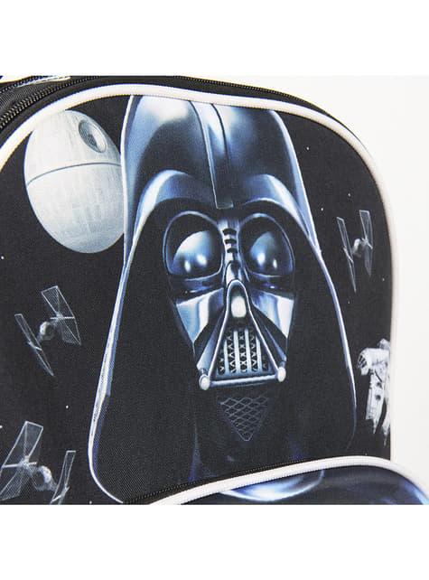 Mochila de Darth Vader para niño - Star Wars - para verdaderos fans