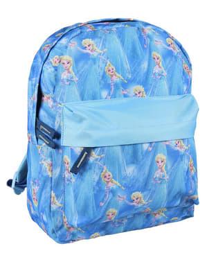 Tas ransel Elsa berwarna biru untuk anak perempuan - Beku