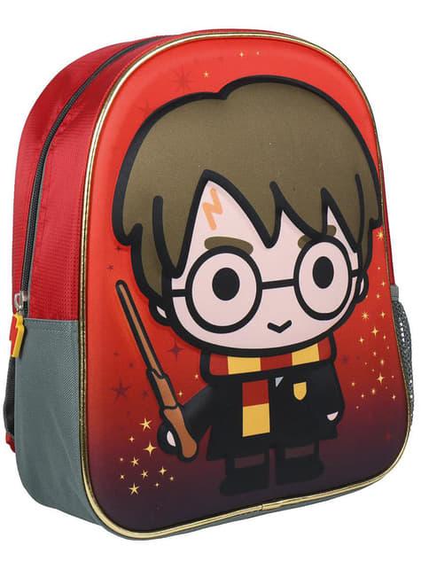Sac à dos enfant Harry Potter rouge